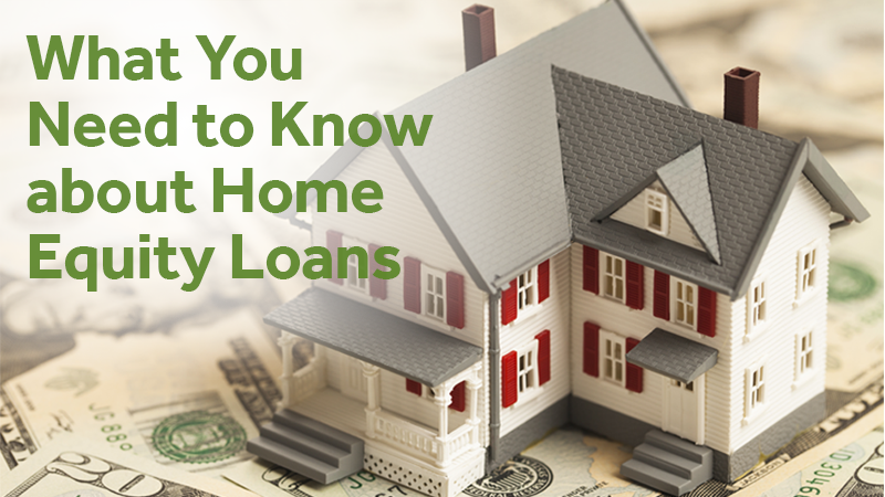 Home Equity Loan Against